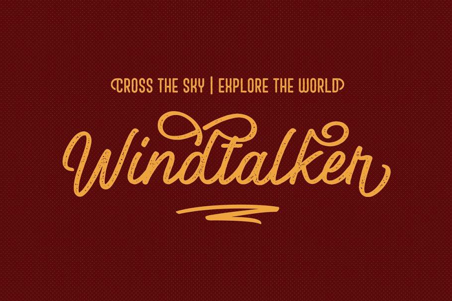 Windtalker Rough