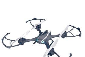 u84d racing quadcopter drone 3d mode