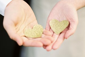 Hearts in Hands Yay!!!!