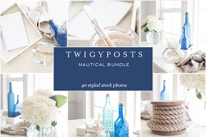 Nautical Stock Photo Bundle