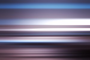Horizontal motion blur pink and blue background