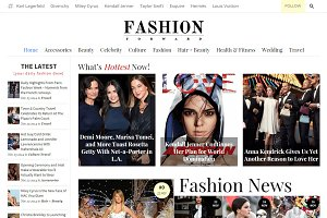 FashionForward - Fashion Magazine