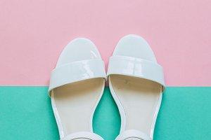 summer festival sandals