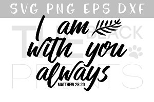 Bible verse SVG PNG EPS DXF
