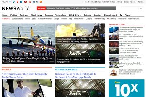 NewsWorld - News & Magazine Theme