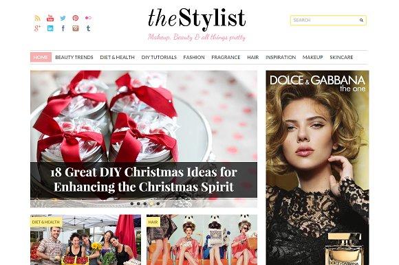 TheStylist - Makeup & Beauty Blog