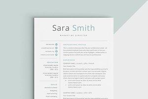 CV Template | Resume Template