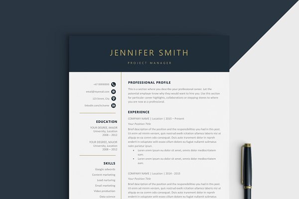 CV | Resume Template