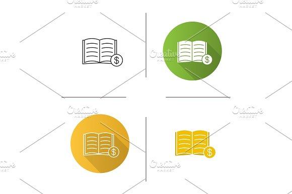 Buy Book Icon