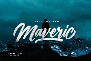 Maveric - Handmade Brush
