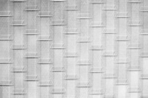 Black and white abstract bokeh background