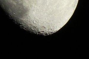 Moon close ups