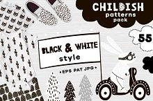 Childish patterns pack