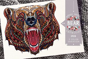 Ethnic Collection: Bear