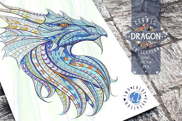Ethnic Collection Dragon