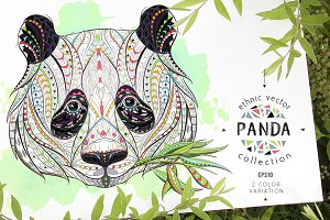 Ethnic Collection: Panda