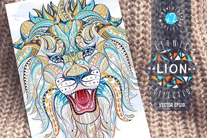 Ethnic Collection: Lion