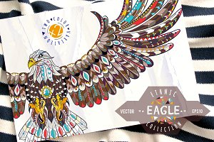 Ethnic Collection: Eagle