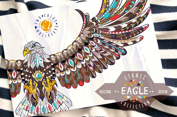 Ethnic Collection Eagle