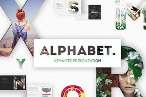 Alphabet |Keynote Presentation