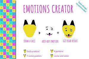 Cute Emotions Creator