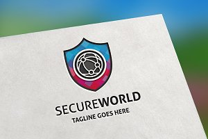 Secure World Logo