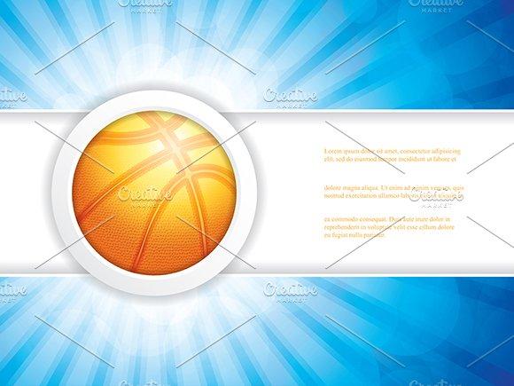 Basketball Brochure