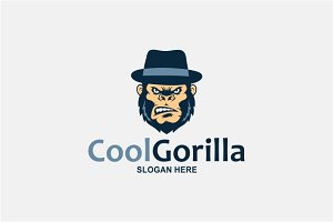 Cool Gorilla Logo