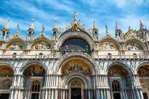 Saint Mark`s Basilica