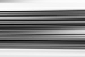 Horizontal black and white motion blur background