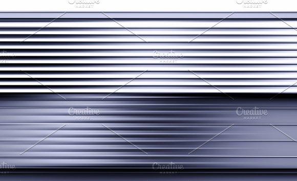 Horizontal Motion Blur Purple Panel Background