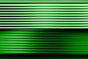 Horizontal motion blur green panel background