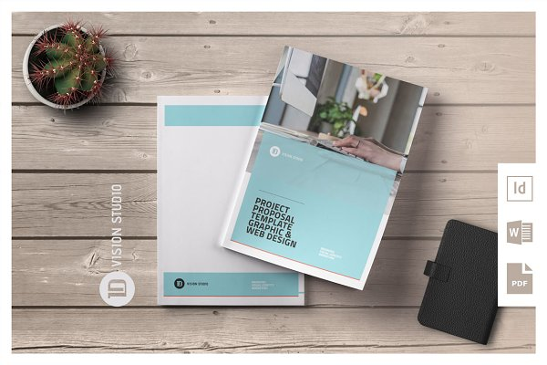 Project Proposal Template 009