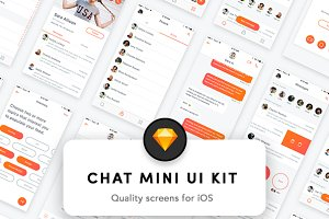 Chat mini kit for iOS