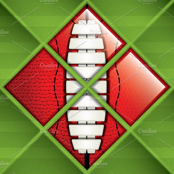 American Football Brochure