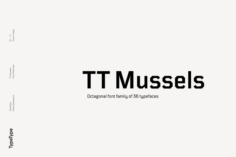TT Mussels ~ Sans Serif Fonts ~ Creative Market