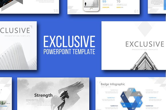 Exclusive Powerpoint Template