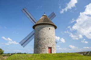 Skerries Windmill