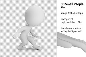 3D Small People - Slink