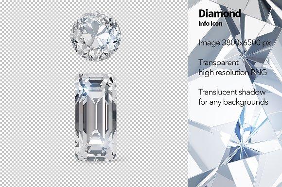 Diamond Info Icon