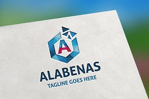 Alabenas (Letter A) Logo