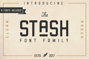 Stash - Type Family