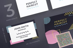 Business Cards | Perfect Haircut