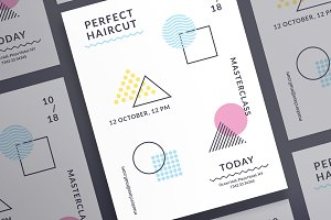 Posters | Perfect Haircut