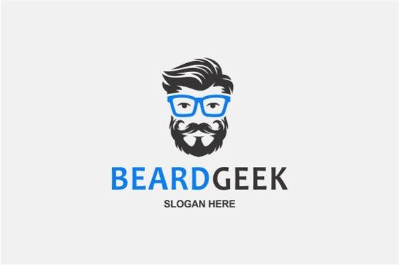 Beard Geek Logo