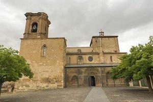 The town of Estella