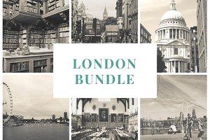 Black and White London Bundle