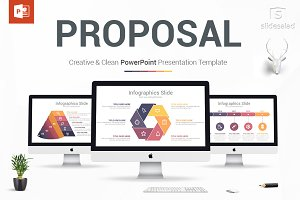 Business Proposal PowerPoint Design