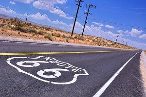 U.S. Route 66 highway