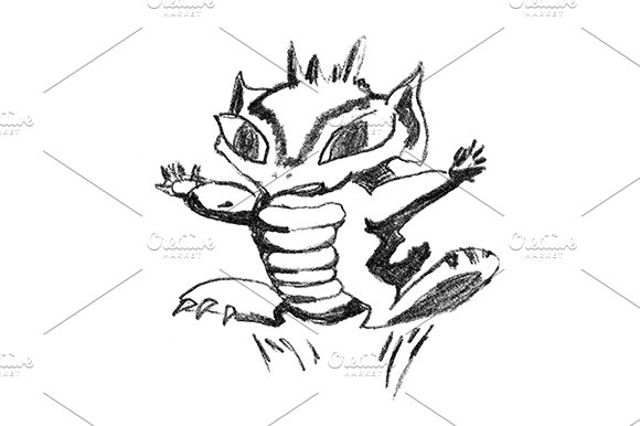 Sketch Dragon